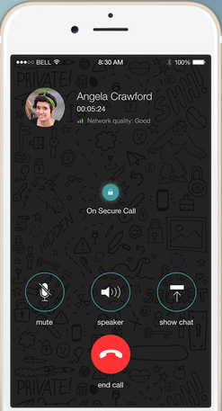 Wiper Messenger  Private Texts and Calls on the App Store on iTunes