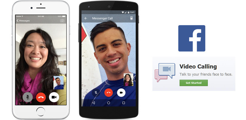fb messenger video call