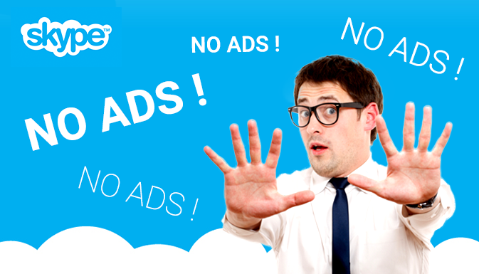 Skype ads remover