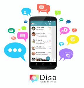disa messenger