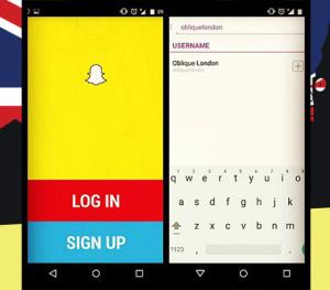Snapchat UK