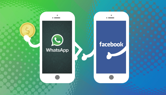 Facebook can`t earn money on Watsapp
