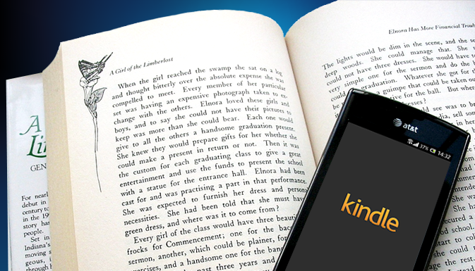 KINDLE IMPLEMENTS CONTENT SHARINGIN WHATSAPP AND MESSENGER