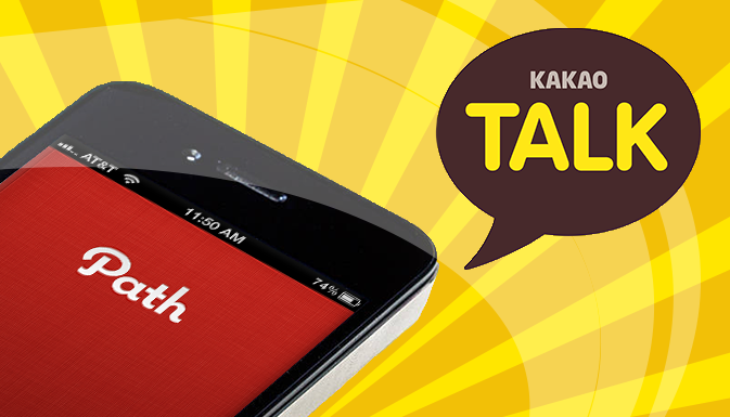 Path sold to KakaoTalk