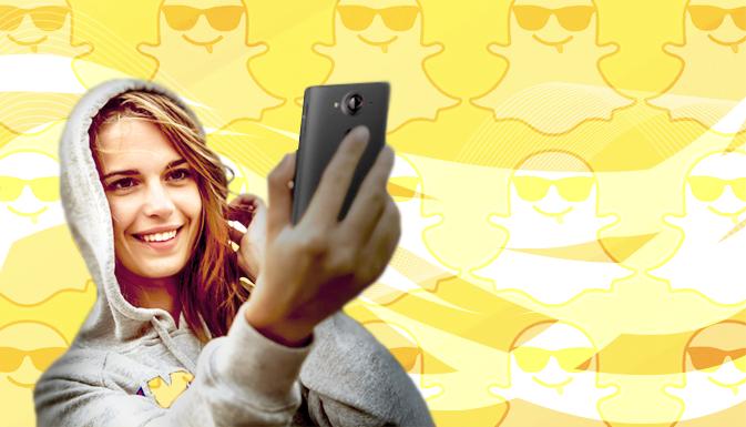 Snapchat camera update