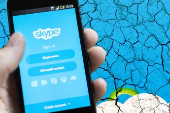 skype bug