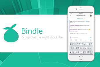 New Bindle iPad Version