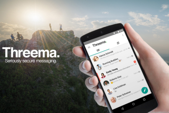 One of Germany's most popular texting apps, Threema, is entering the US market