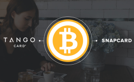 TANGO CARD AND SNAPCARD GIVE AWAY BITCOINS