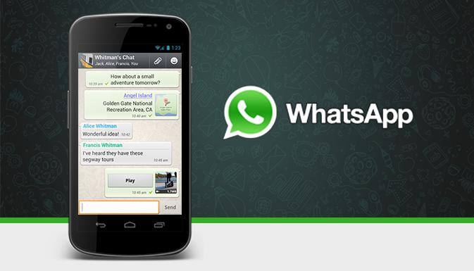 WHATSAPP MISHANDLES USER DATA