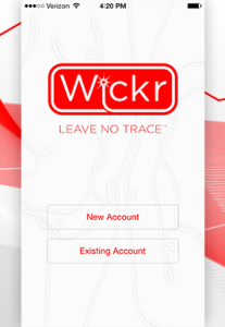 WICKR MESSENGER REVIEW log in