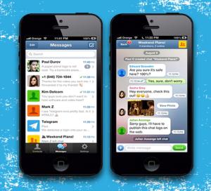 Telegram review