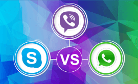 viber vs skype and whatsapp