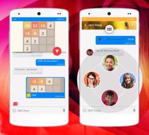 A new friendly Invi messaging app for Android and iOS