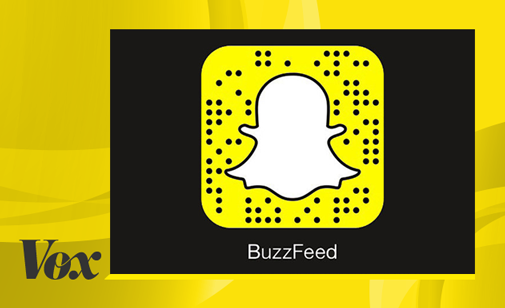 Are Buzzfeed and Vox Snapchat's new partners