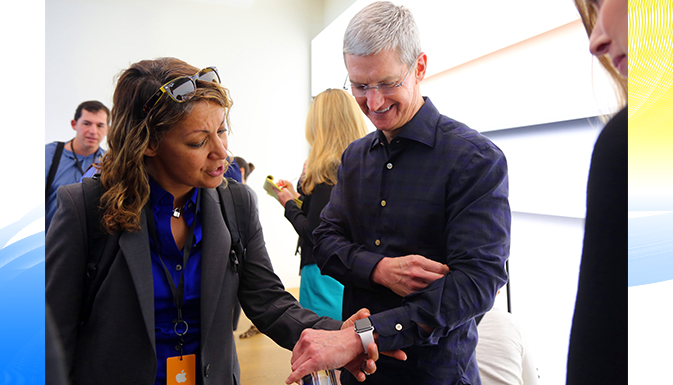 Are Internet giants conspiring against Apple Watch