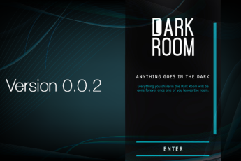 "DARK ROOM'S NEW VERSION FEATURES ""HOT BUTTONS"""