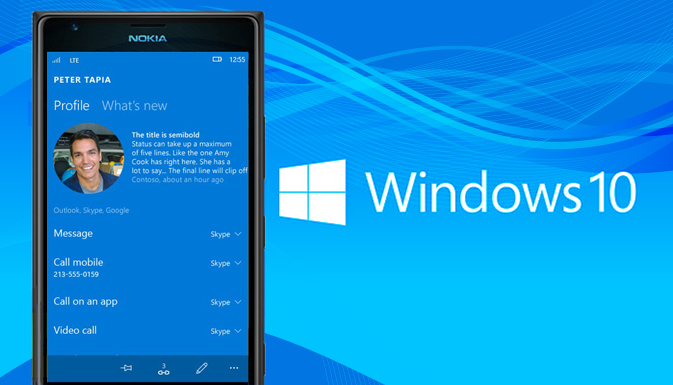 Expecting Skype for Windows 10 this summer