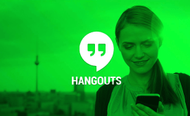 GOOGLE HANGOUTS UPDATE IMPROVED WAY OF HANDLING IMAGES