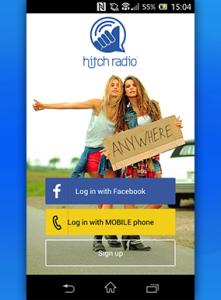 HITCH RADIO IS AN ONLINE RADIO MESSENGER