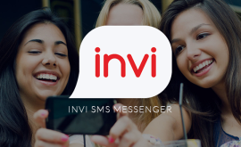 INVI – A MULTIFUNCTIONAL MESSAGING APP