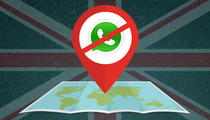 IS WHATSAPP TO BE BANNED IN UK?