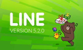 LINE 5.2.0 – FIND YOUR STICKER!