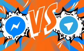 MESSENGER BATTLES FACEBOOK MESSENGER VS TELEGRAM