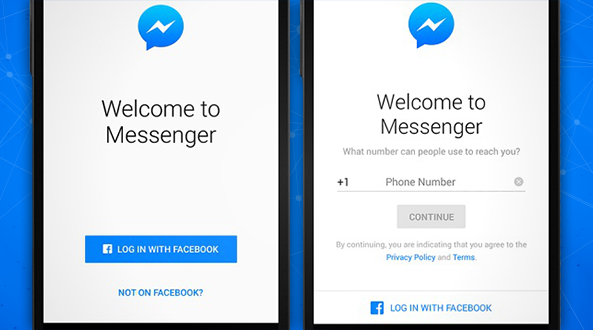 More Users of Facebook Messenger