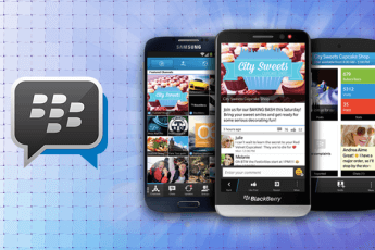 NEW FUNCTIONALITIES IN BLACKBERRY MESSENGER