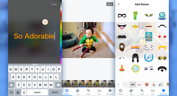 New Facebook photo service strongly resembles Snapchat