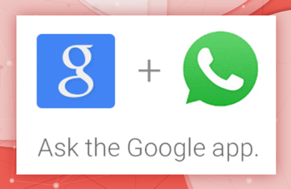 Now you can record messages for chat apps in Google Now