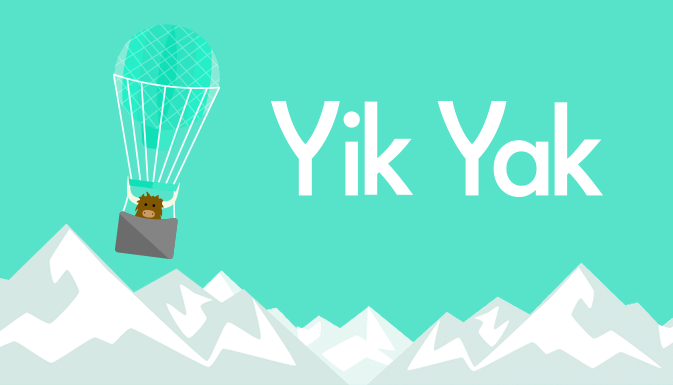 PHOTO FEATURE AND OTHER UPDATES IN YIK YAK