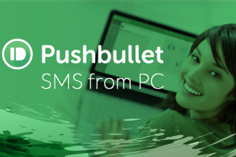 PUSHBULLET AND SMS NEW CURVE OF DEVELOPMENT