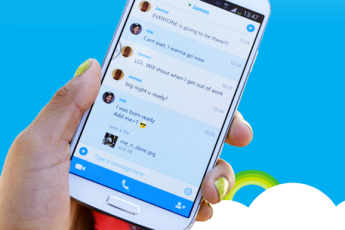 SKYPE UPGRADES TO 5.6 FOR ANDROID