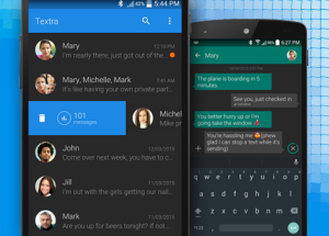 Say hello to Textra SMS 3.0