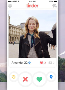 TINDER VERIFIED ACCOUNTS FOR FAMOUS PEOPLE