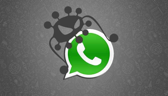 VIRUS SPREADING DISGUISED AS WHATSAPP