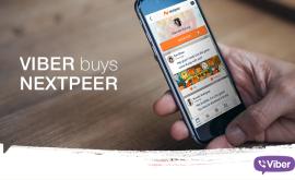 Viber acquires Nextpeer