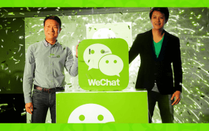 WECHAT ROLLS OUT TO MYANMAR