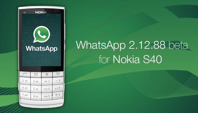 WHATSAPP FOR NOKIA ASHA VOICE CALLS STILL NOT THERE