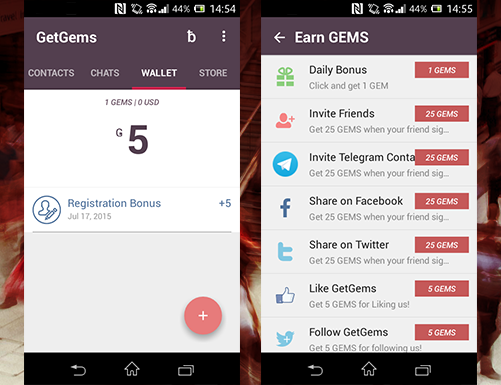 What Is New in GetGems