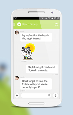 What updates has Jongla prepared for iOS and Android