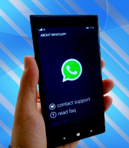 WhatsApp will release update for Windows Phone