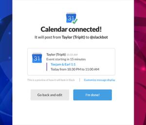 Why Google Calendar