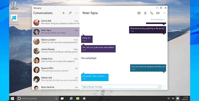 Why would Microsoft make experiment with Skype