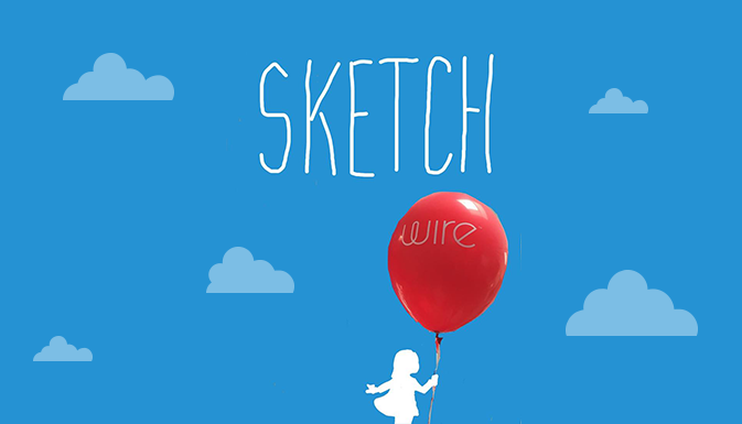 Wire has started WireSketch contest