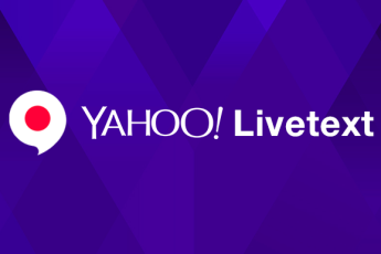 Yahoo Livetext officially out