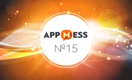 appmess news 15