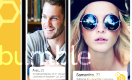 Bumble messaging app presents ViBee